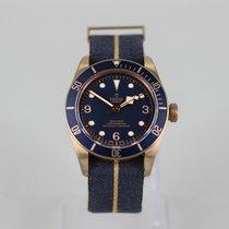 Tudor 79250BB Staal Black Bay Bronze 41mm