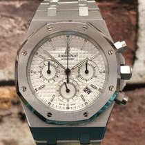 Audemars Piguet 25860ST Staal 2009 Royal Oak Chronograph 39mm tweedehands