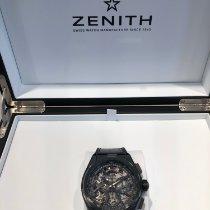 Zenith Keramik 44mm Automatik 49.9000.9004/78.R582 neu