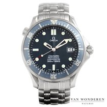 Omega Seamaster Diver 300 M Staal 40mm Blauw Nederland, Purmerend