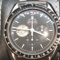 Omega 311.30.42.30.01.002 Steel 2009 Speedmaster Professional Moonwatch 42mm new
