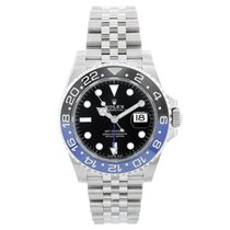 Rolex GMT-Master II 126710 BLRO pre-owned