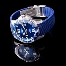 Longines HydroConquest Steel 43.00mm Blue United States of America, California, San Mateo