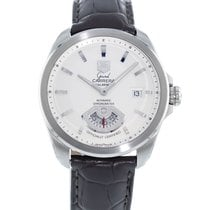 TAG Heuer Grand Carrera Steel 40mm Silver United States of America, Georgia, Atlanta