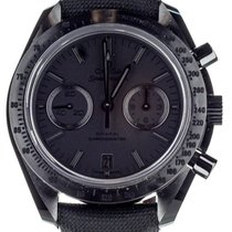 Omega pre-owned Automatic 44.2mm Black Sapphire Glass 3 ATM