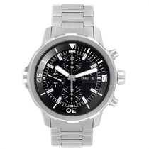 IWC Aquatimer Chronograph IW376804 2016 new