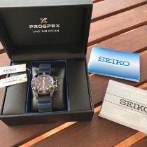 Seiko Prospex Steel 43mm Blue United Kingdom, London