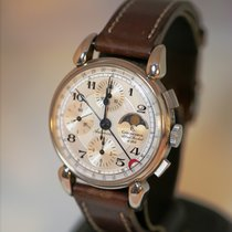 Chronoswiss Steel Automatic 77890 pre-owned