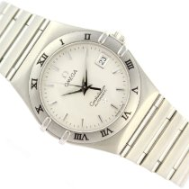 Omega Steel Automatic 27,50mm pre-owned Constellation Ladies
