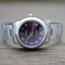 Rolex Oyster Perpetual 31 Steel 31mm Purple United States of America, California, Marina Del Rey