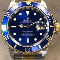 Rolex Submariner Date 16613 Bardzo dobry Stal 40mm Automatyczny