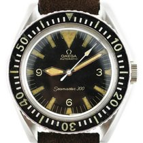 Omega Seamaster 300 pre-owned 41mm Leather