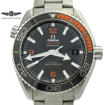Omega Seamaster Planet Ocean 215.30.44.21.01.002 2019 pre-owned