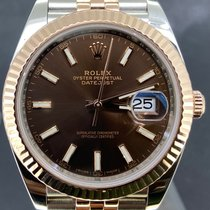 Rolex Datejust II 126331 2016 tweedehands