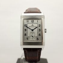 Jaeger-LeCoultre Reverso Grande Taille Steel 26mm Silver Arabic numerals