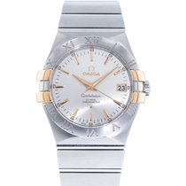 Omega Constellation Ladies 123.20.35.20.02.003 2010 pre-owned