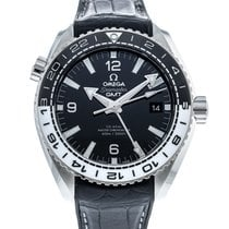 Omega Seamaster Planet Ocean 215.33.44.22.01.001 2010 pre-owned