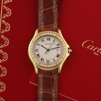 Cartier Cougar Yellow gold Champagne United States of America, New York, Airmont