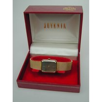 Juvenia Yellow gold 20mm Manual winding pre-owned