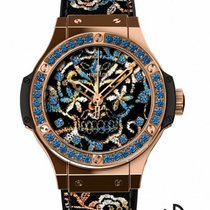 Hublot Big Bang Broderie 343.PS.6599.NR.1201 2016 new