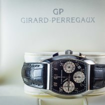 Girard Perregaux Steel Automatic 2765 pre-owned