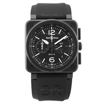 Bell & Ross BR 03-94 Chronographe BR0394-BL-CE New Ceramic 42mm Automatic