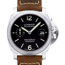 Panerai Luminor Marina Automatic Steel 40mm Black United Kingdom, London