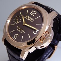 パネライ (Panerai) Panerai PAM 00511 Luminor Marina 8 Days Ret....