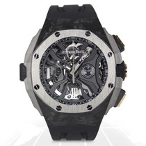 Audemars Piguet 26221FT.OO.D002CA.01 Carbon Royal Oak Concept 44mm