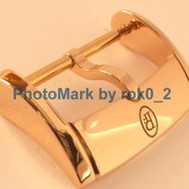 Parmigiani Fleurier 18K SOLID ROSE GOLD TANG PIN BUCKLE CLASP...