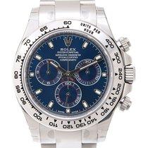 勞力士 (Rolex) Cosmograph Daytona 18k White Gold Blue Automatic...