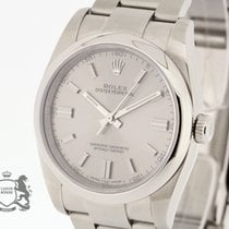 Rolex Oyster Perpetual 116000 Box & Swiss Papers April 2018