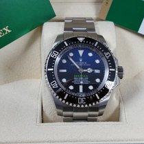 Rolex 44mm Automatic 2016 new Sea-Dweller Deepsea Blue