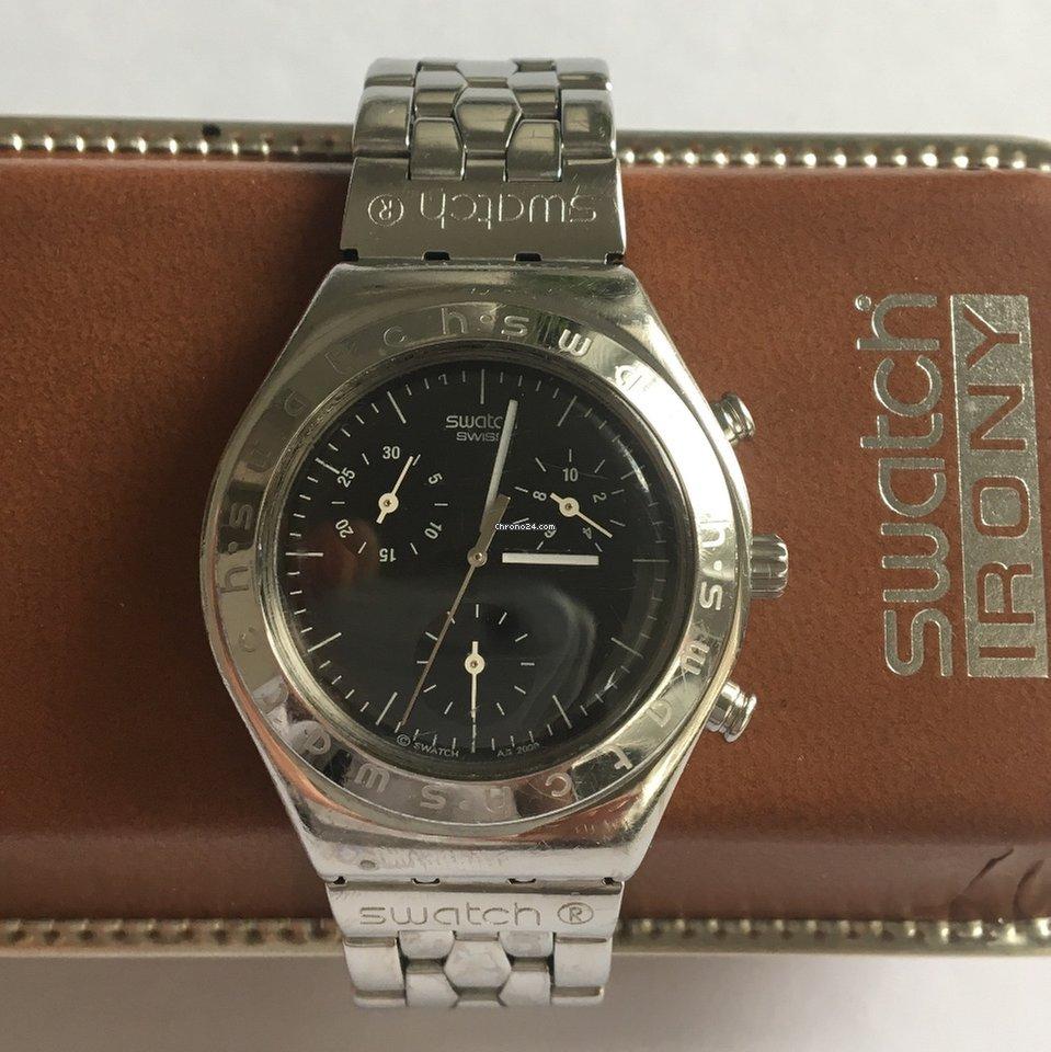 9ed6110b6b6 Relógios Swatch usados - Compare os preços de relógios Swatch usados