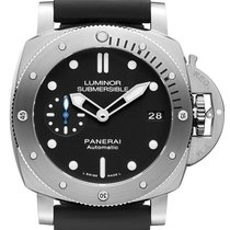 Panerai Luminor Submersible 1950 3 Days Automatic new 42mm Steel