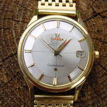 Omega Constellation Pie Pan Cal 561 18K Gold
