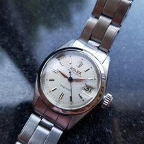 Rolex Rare Ladies Oysterdate Precision 6406 Hand-Wind Dress...