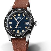 Oris Divers Sixty Five 01 733 7720 4055-07 5 21 45 ORIS DIVING DIVERS SIXTY-FIVE new