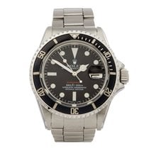 Rolex Submariner Date Steel 40mm Black United Kingdom, Bishop's Stortford