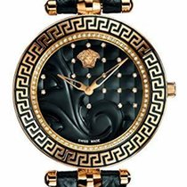 Versace Gold/Steel Quartz VK7210014 new United States of America, New York, Brooklyn