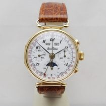 Lucien Rochat Yellow gold Automatic pre-owned