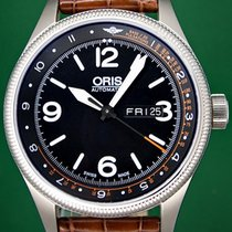 Oris Royal Flying Doctor Service Limited Edition Acero 45mm Negro