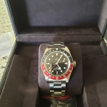 Tudor M79830RB-0001 Steel Black Bay GMT 41mm