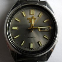 Seiko Steel 37mm Automatic 2N5091 MS pre-owned
