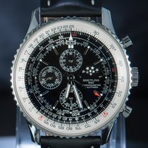 Breitling Navitimer 1461 Steel 48mm Black