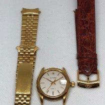 Lorenz Sarı altın 30mm Quartz 37335 ikinci el