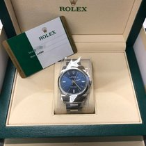 Rolex Oyster Perpetual 39 new 2019 Automatic Watch with original box and original papers 114300-0003