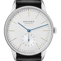 NOMOS 340 Steel 2019 Orion Neomatik 38.5mm new