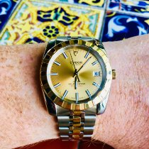 Tudor Classic Gold/Steel 38mm Gold