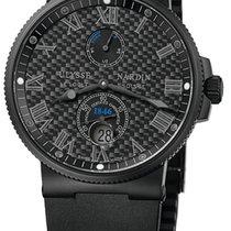 Ulysse Nardin Marine Chronometer 41mm 263-66LE-3C/42-BLACK 2019 новые